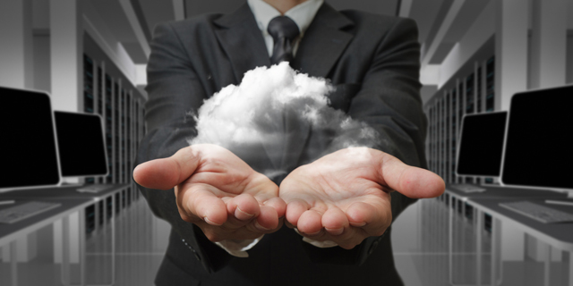 The Cloud in your hands